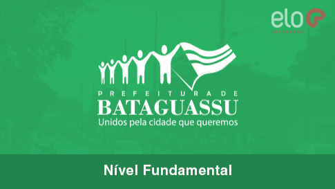 Concurso Bataguassu/MS - Nível Fundamental