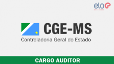 Concurso CGE MS: Auditor do Estado
